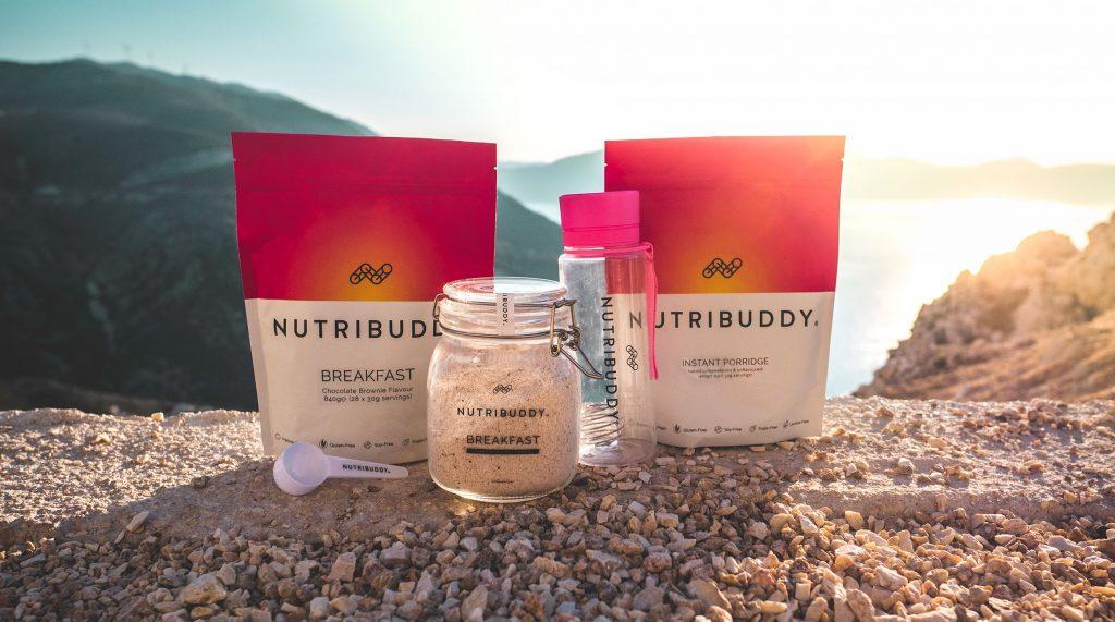 Nutribuddy Breakfast Bundle