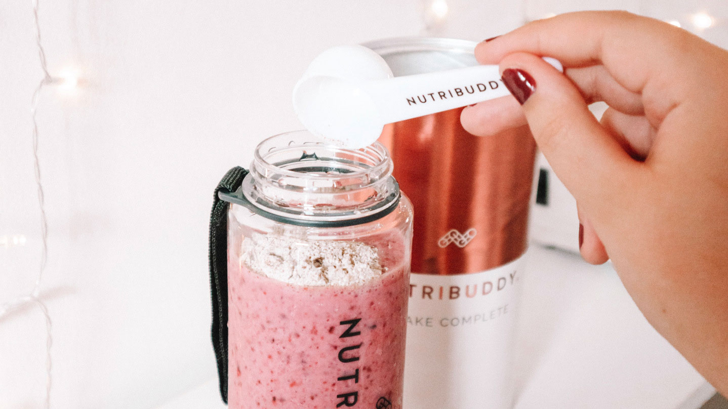 Nutribuddy Shake Complete by JustHelina