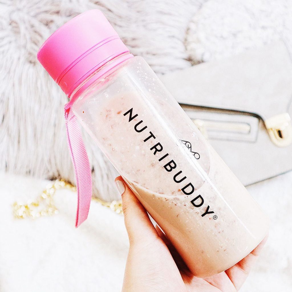 Nutribuddy Shake by JustHelina